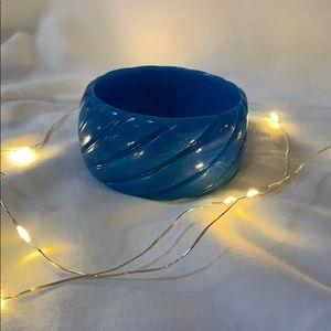 Jewelry - A big blue bracelet!